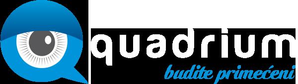 Quadrium   Budite primećeni